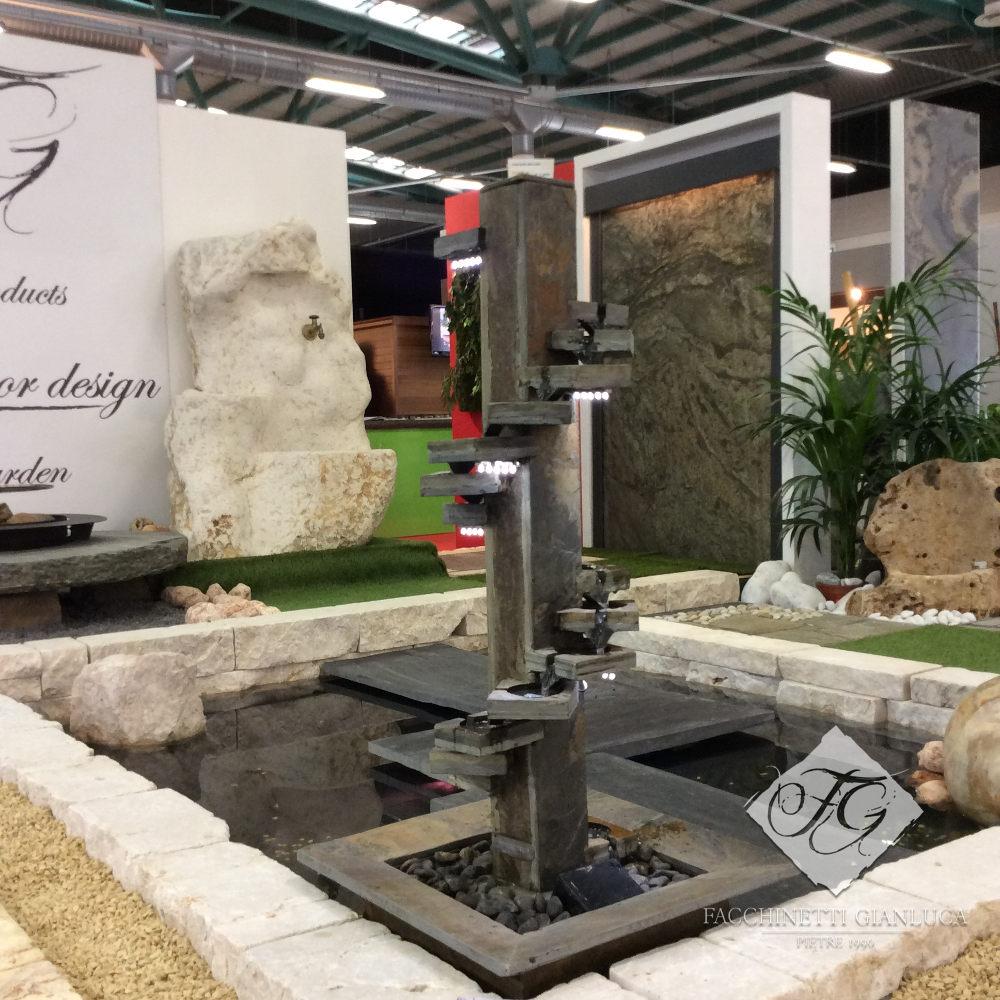 Fontana zen stunning fontana zen led with fontana zen la for Fontana zen