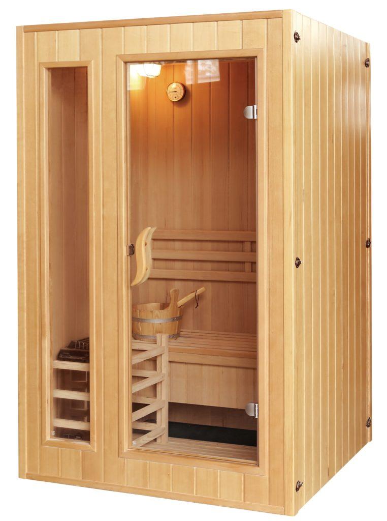 saune finlandese 3 persone