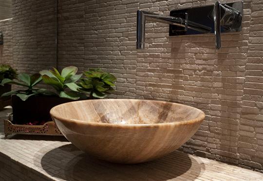 lavabi in pietra onice effetto pietra DA APPOGGIO